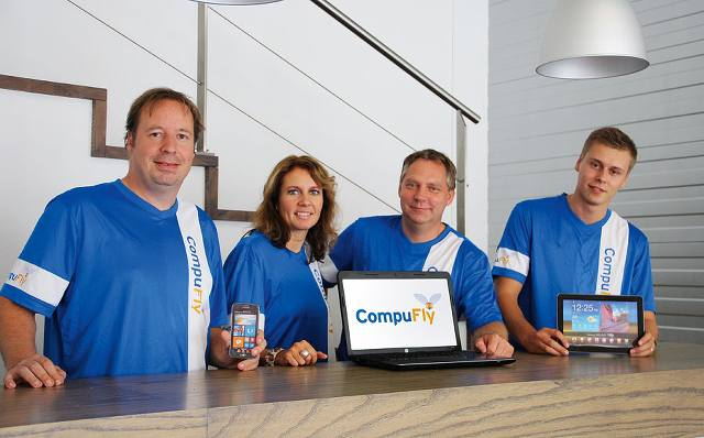 Compufly senioren en klein zakelijk