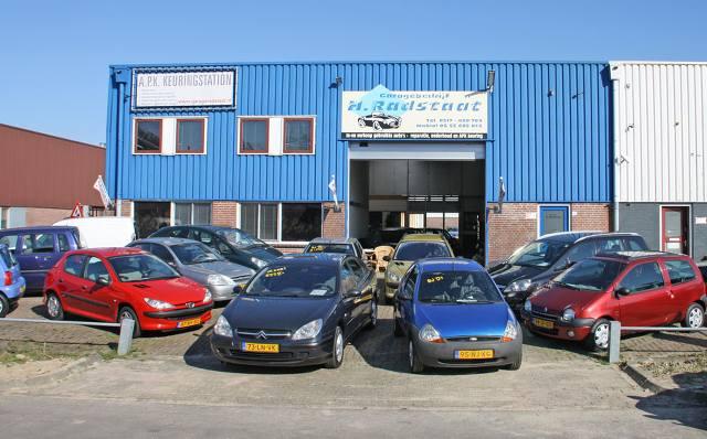 Garagebedrijf Radstaat